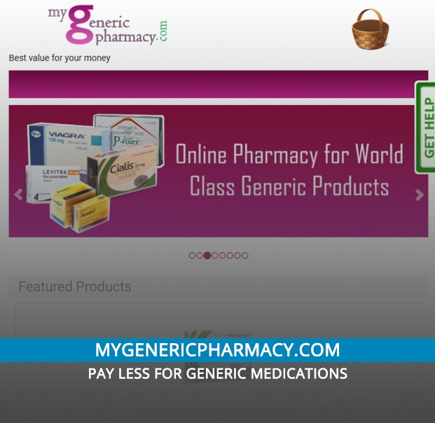 Mygenericpharmacy.com Review – Pay Less for Generic Medications